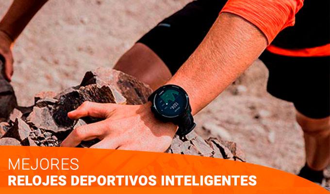 Los 3 mejores Relojes Deportivos Inteligentes con gps