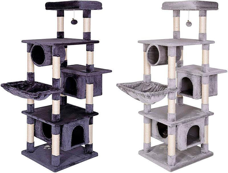 Arboles rascadores gatos