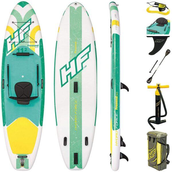 Tabla de Paddle Surf - Bestway Freesoul Tech 65310
