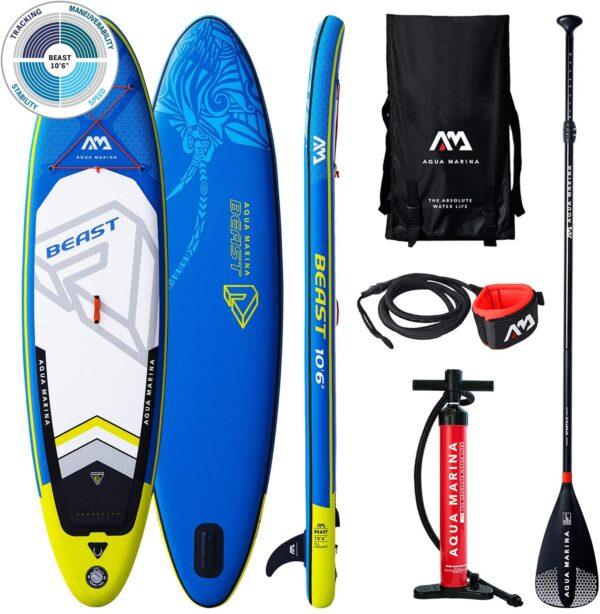 Tabla de Paddle Surf - Aqua Marina Beast Advanced